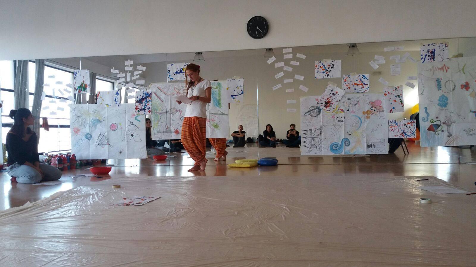 Teatroterapia come pratica pedagogica