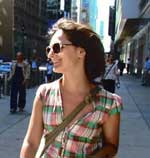 Simona Zaccagno, Danzamovimentoterapeuta