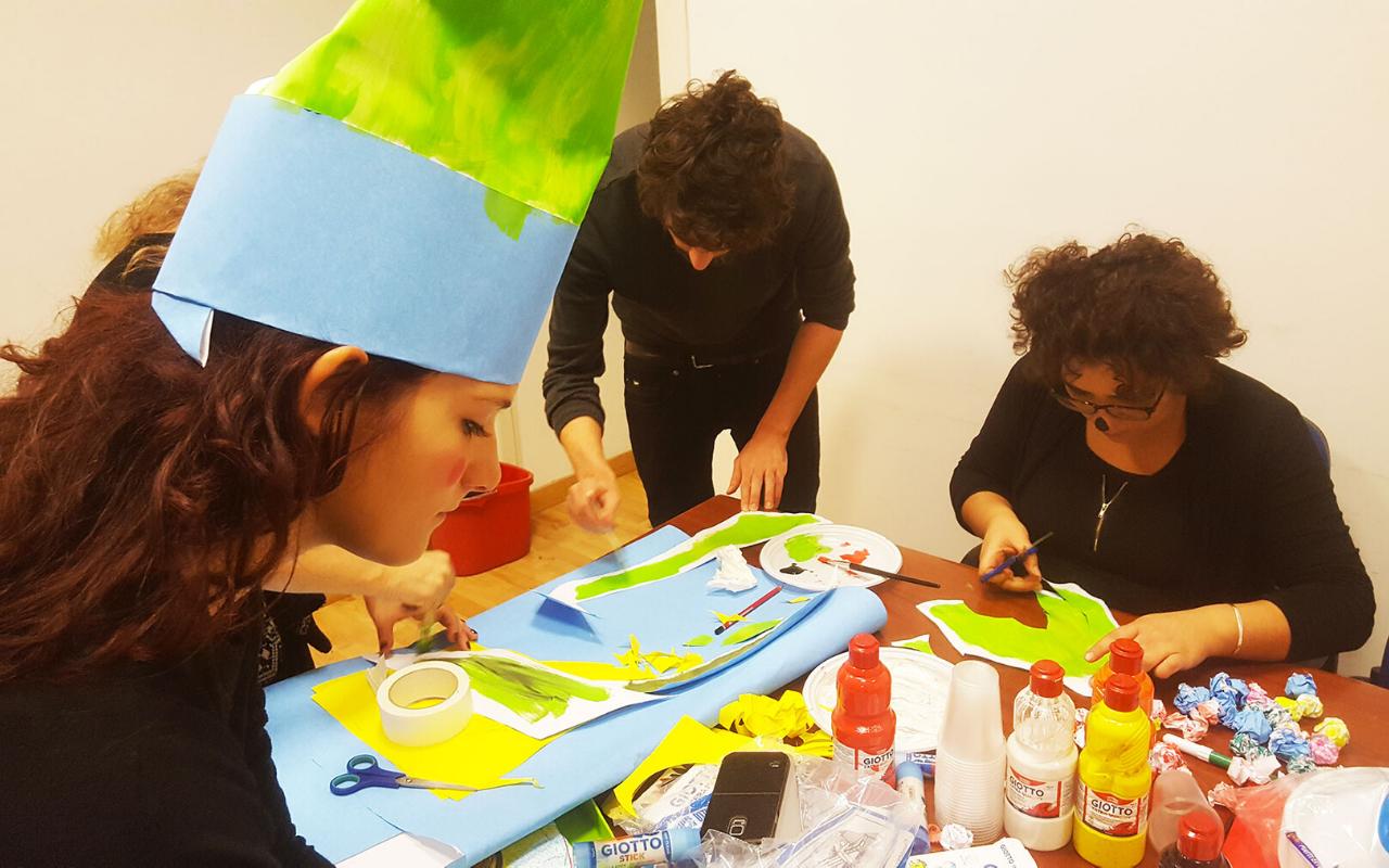 arte e creatività Arti Terapie a scuola