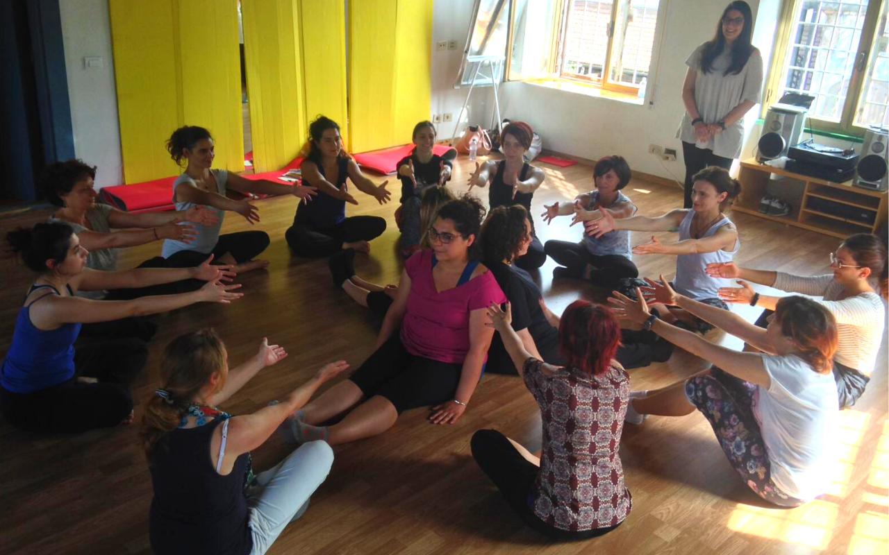 gruppo arteterapia roma