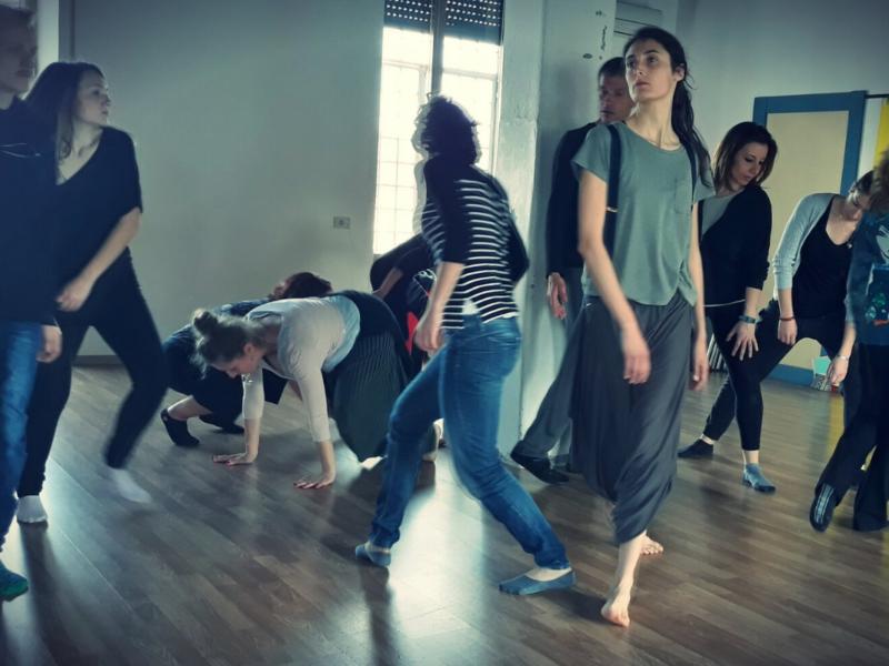 La corporeità è un linguaggio? Danzamovimentoterapia